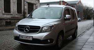 Citan – małe auto, duży potencjał