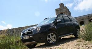 Dacia Duster - Nieustraszona
