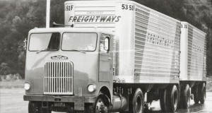 FREIGHTLINER 70-LAT – CZ. II PIONIER Z AMERYKI