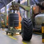 Fabryka Opon Michelin w Olsztynie Zakład Opon Rolniczy-1