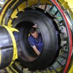 Fabryka Opon Michelin w Olsztynie Zakład Opon Rolniczy-3
