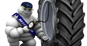 Fabryka Opon Michelin w Olsztynie Zakład Opon Rolniczy