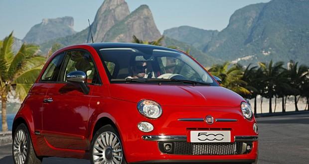 Fiat 500 to we Włoszech najbardziej ekologiczny samochód