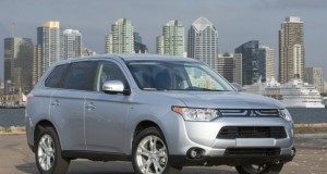 Mitsubishi Outlander otrzymał wyróżnienie Top Safety