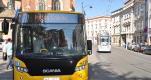 Mobilis testuje autobus Scania CityWide