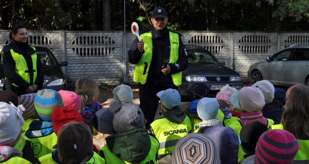 Scania dba o bezpieczeństwo dzieci na drogach
