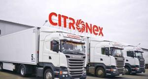 Citronex odbiera pierwszą transzę z zamówionych 60 Scania Streamline Euro 6