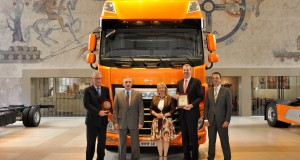 DAF Euro 6 XF -Polish Truck of the Year 2014