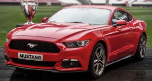 Ford Mustang UEFA
