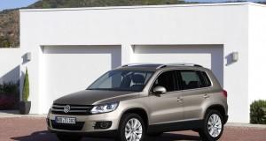 Volkswagen Tiguan Ausstattung Sport  Style