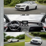 The new Mercedes-AMG C 63 S