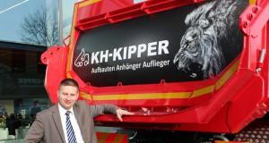 Łukasz Karczewski- dyrektor handlowy KH-Kipper Sp.zoo.