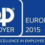 Top Employers Europe 2015 logo