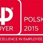 Top Employers Polska 2015 logo