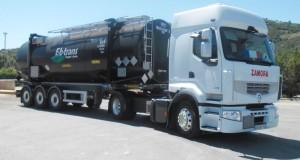 W ramach ogolnoeuropejskiej wspolpracy firma Continental przejmuje zarzadzanie oponami w luksemburskiej firmie transportowej E-b-trans