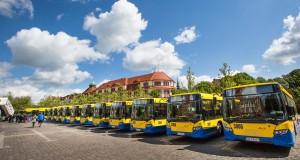 18 autobusów Scania Citywide LF