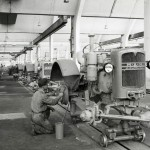 MAN 60 Years Munich plant: first farming tractors built in 1955