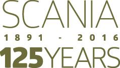 125 lat Scania