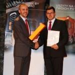 Bartosz Gruszczynski (DAF) i Paweł Parzer (Firma Wanicki)