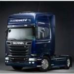 2013: Pojawia się nowa Scania Streamline przeznaczona dla transportu długodystansowego.