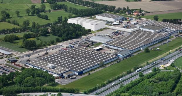 Belgi?, Oevel, DAF fabriek