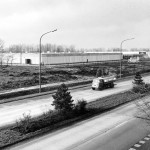 02 - 50 years of DAF production in Belgium - Westerlo - Vlaanderen - Building the plant - about 1965