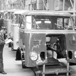 04 - 50 years of DAF production in Belgium - Westerlo - Vlaanderen - about 1967