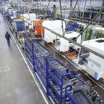 09 - 50 years of DAF production in Belgium - Westerlo - Vlaanderen - Building a new cab