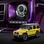 "Bunte Pack: Limitierte Modellauto-Serie Mercedes-AMG G 63 ""Crazy Colours"""