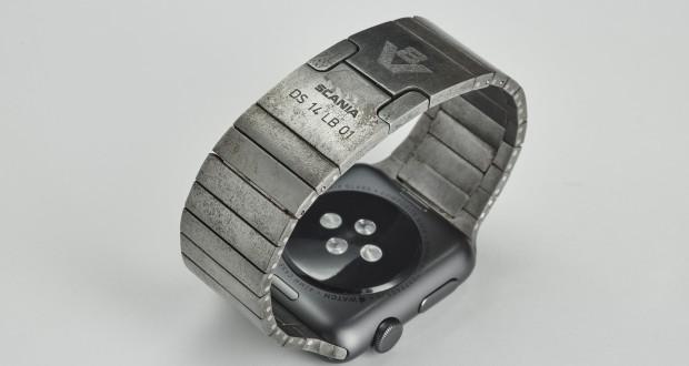 Nowy smartwatch Scania