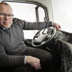 Anders Edenholm, główny menedżer projektu, Volvo Trucks.
