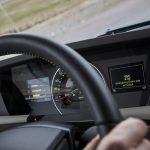 Układ monitoruje położenie pojazdów poprzedzających i ostrzega kierowcę, wykorzystując kamerę i radar. Jeżeli wystąpi ryzyko zderzenia, kierowca otrzymuje ostrzeżenie w postaci narastających sygnałów świetlnych i dźwiękowych.