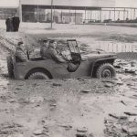 Ford Pygma podczas pierwszych-testów-na-poligonie-Camp-Holabird-w-Baltimore-w-dniu-23 listopada 1940 roku