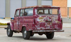 Toyota Land Cruiser 1964