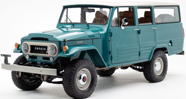 Toyota Land Cruiser 1964