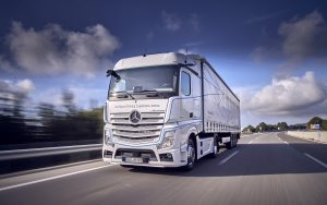 Driving the new Actros - JXperience Barcelona 2019Driving the new Actros - JXperience Barcelona 2019