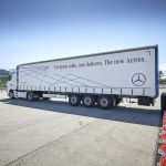 Driving the New Actros. JXperience Barcelona 2019Driving the New Actros. JXperience Barcelona 2019