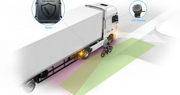 Aby zwiększyć bezpieczeństwo działań dystrybucyjnych w małych i dużych miastach, DAF Trucks wprowadza w ciągnikach siodłowych 4x2 oraz 6x2 system DAF City Turn Assist jako fabrycznie montowaną opcję.