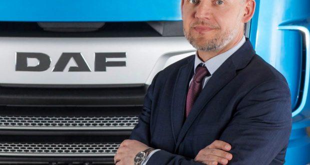 Artur Sosnowski mianowany Menedżerem Sprzedaży DAF Trucks Polska.