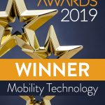 Nagroda Mobility Technology - plakat