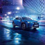Lexus ux 300h